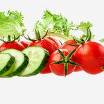 مضرات مصرف خیار و گوجه باهم!!
