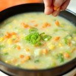 طرز تهیه سوپ سیب زمینی و خوراک سبز چینی