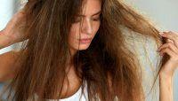 بهبود موی وز با چند روش خانگی