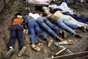 روستایی که 913 نفر همزمان خودکشی کردند + عکس