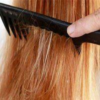 با این روش از خشکی مو خلاص شوید