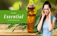 بهترین درمان خانگی برای سردرد