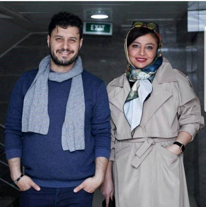 اختلاف سنی جواد عزتی و همسرش چقدر است؟