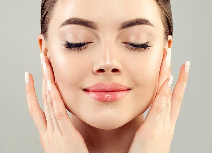 مراقبت ویژه از پوست حساس