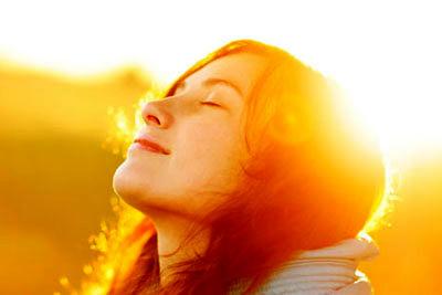 تاثیر خورشید و نور بر بینایی افراد