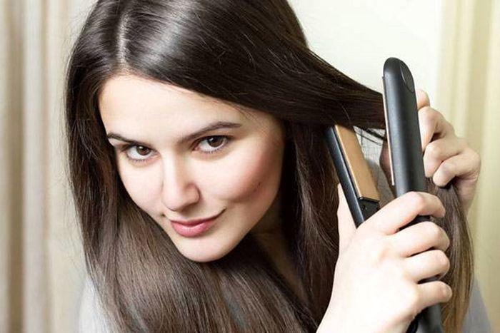 بهترین روش اتو کشیدن مو