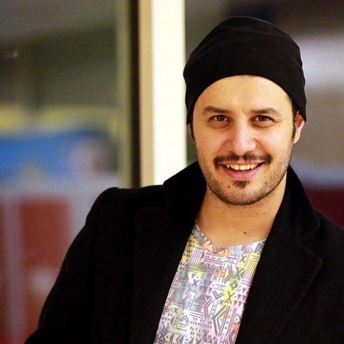 جواد عزتی عاشق این دختر زیبا شد + فیلم