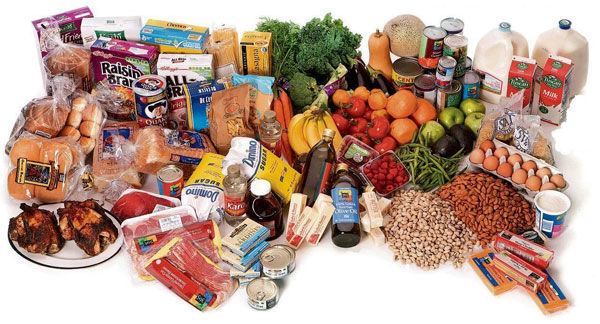 خرید و نگهداری فرآورده های مواد غذایی