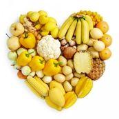 مواد مغذی سبزیجات و میوه های زرد رنگ(۱)