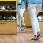 نکاتی که هنگام خرید کفش جدید باید دقت کنیم